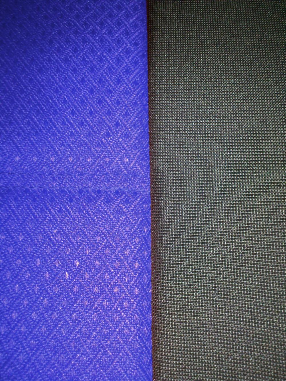 Чехлы на сидения из автоткани Pilot Lux синий - 1