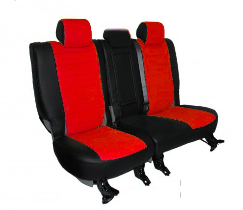 Универсальные Чехлы на сидения  из экокожи - 4