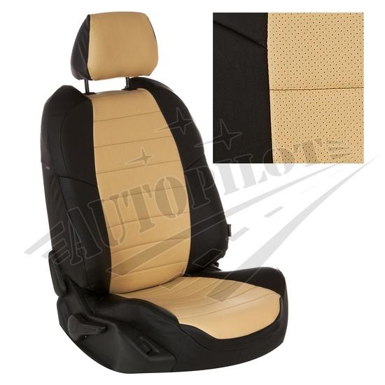 Модельные чехлы на сидения из экокожи Аригон(БЕЗ ПЕРФОРАЦИИ) - 11