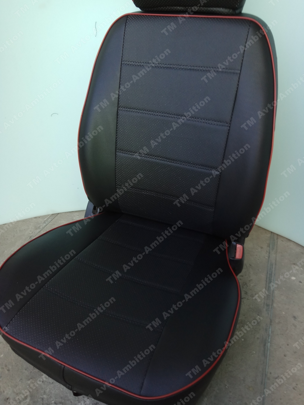 """Модельные чехлы на сидения из экокожи """"NEO(1+1,1+2) - 8"""