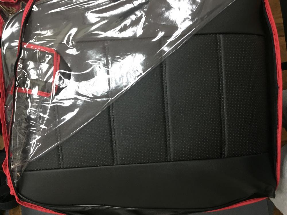"""Модельные чехлы на сидения из экокожи """"NEO(1+1,1+2) - 9"""