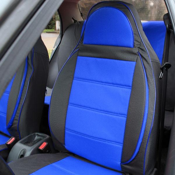 Чехлы на сидения из автоткани Pilot Lux (1+1) - 2