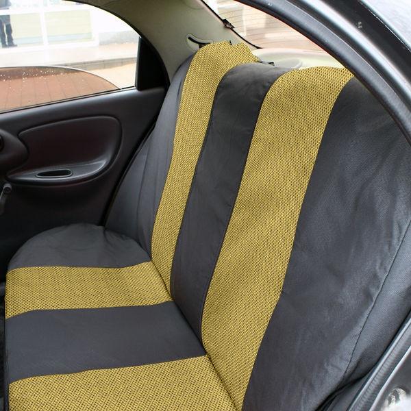 Чехлы на сидения из автоткани Pilot Lux (1+1) - 3