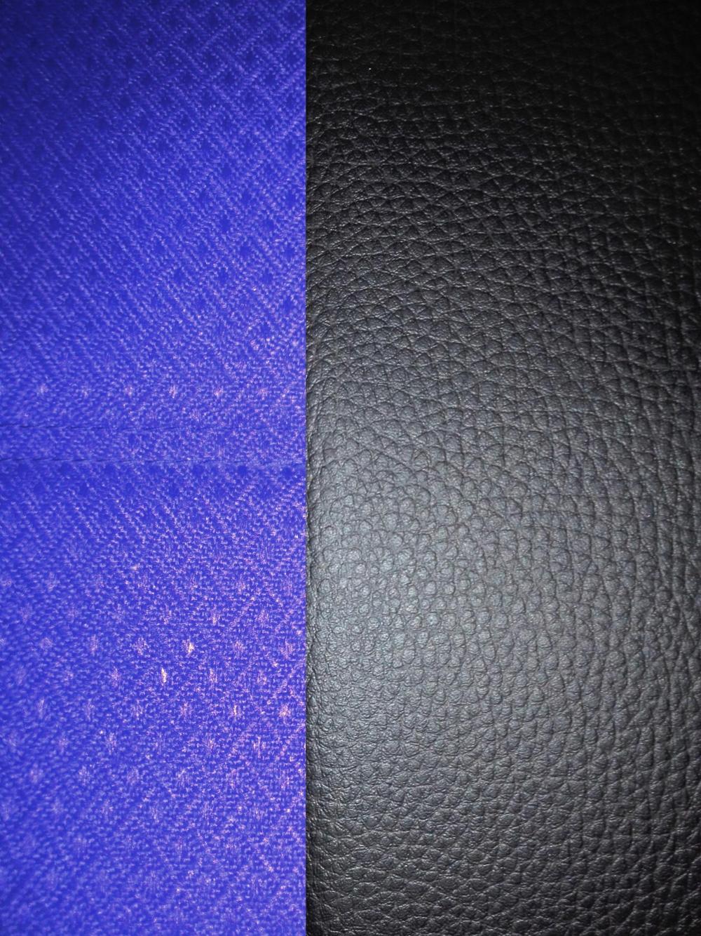 Чехлы на сидения комбинированные  - 3