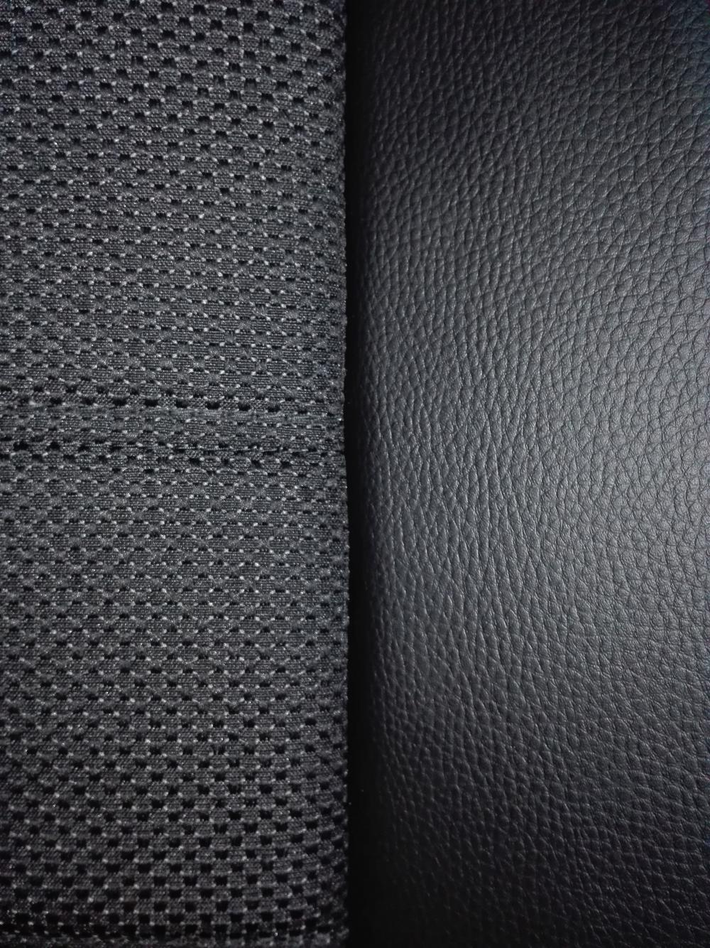 Чехлы на сидения комбинированные  - 13