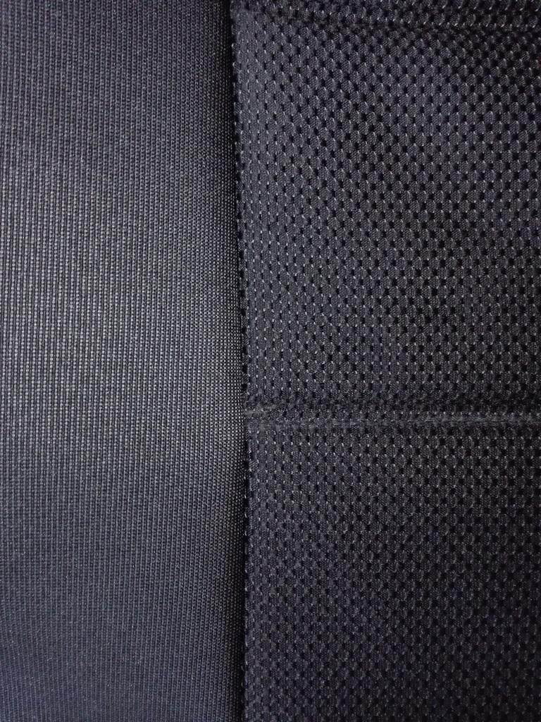 Чехлы на сидения из автоткани Pilot Lux черный - 1