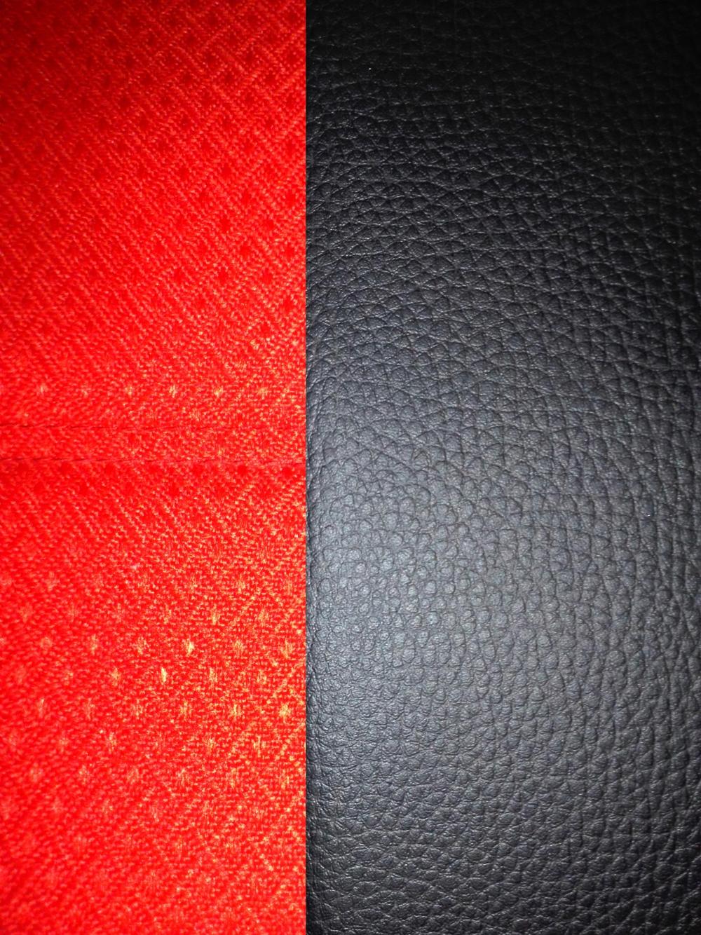 Чехлы на сидения комбинированные  - 2