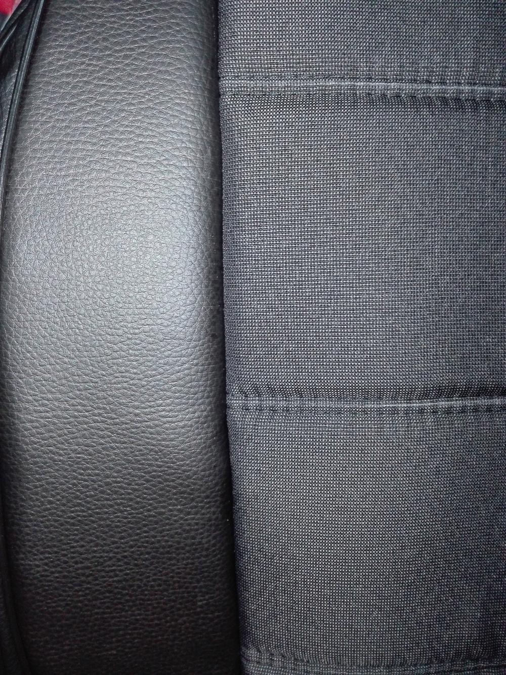 Чехлы на сидения комбинированные  - 9
