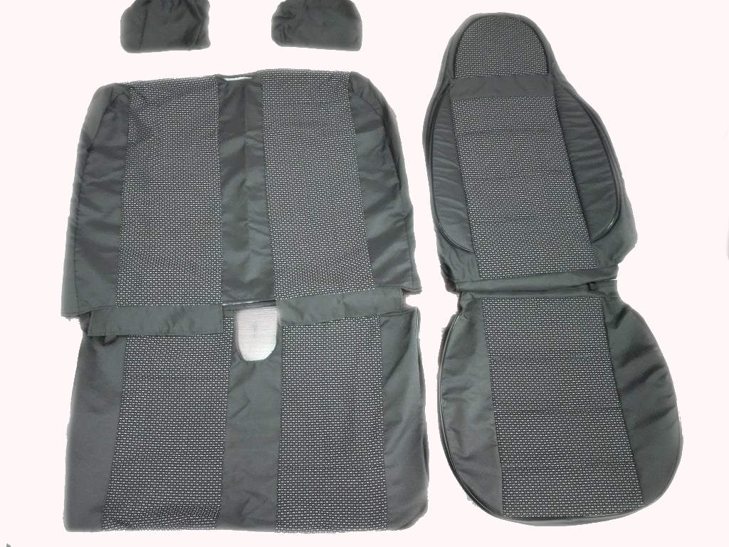 Чехлы на сидения пилот люкс(1+1,1+2) - 1