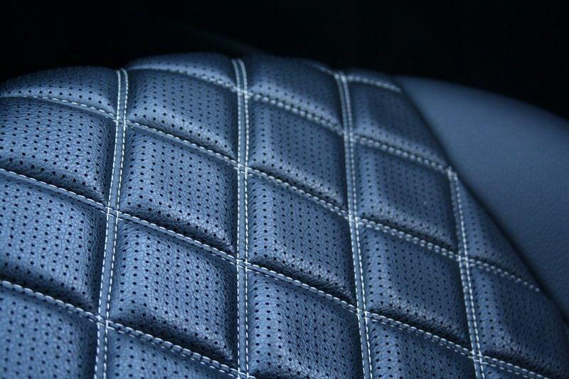 Модельные чехлы на сидения из экокожи Аригон 3D Ромб - 7