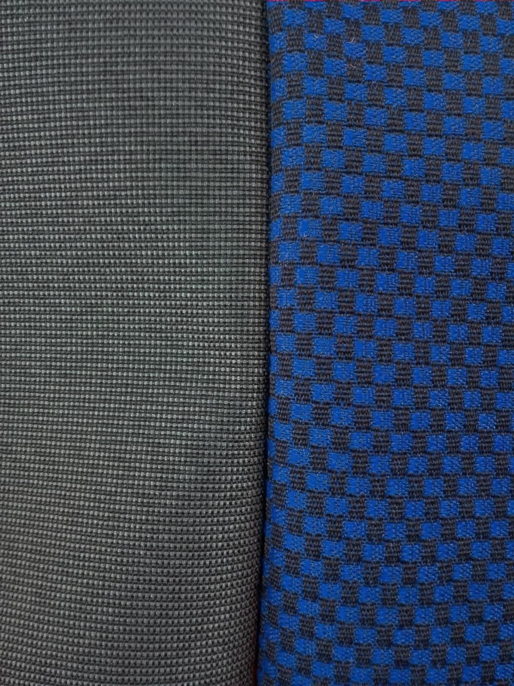 Чехлы на сидения из автоткани Pilot Lux темно синий - 1