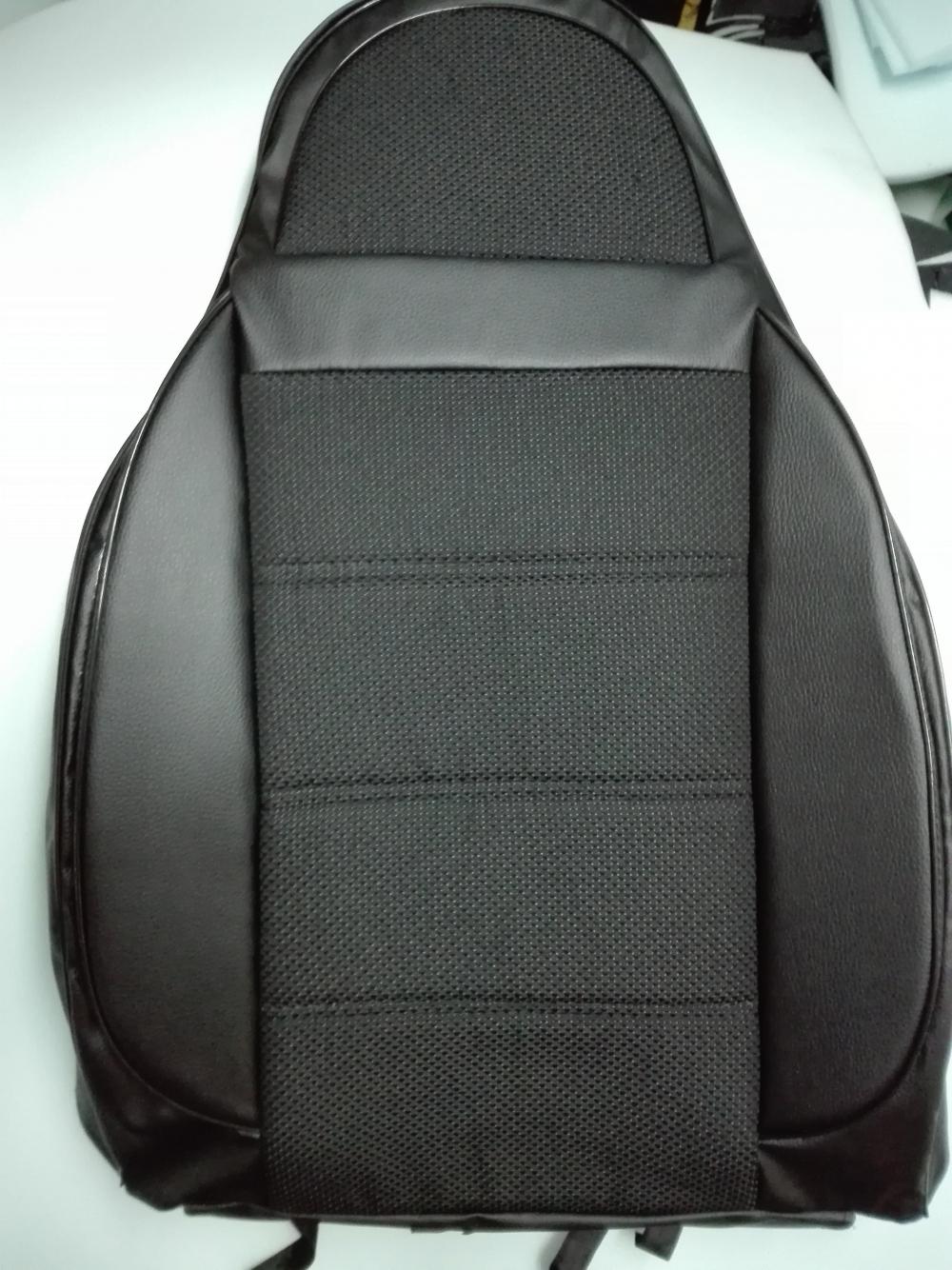 Чехлы на сидения комбинированные  - 12