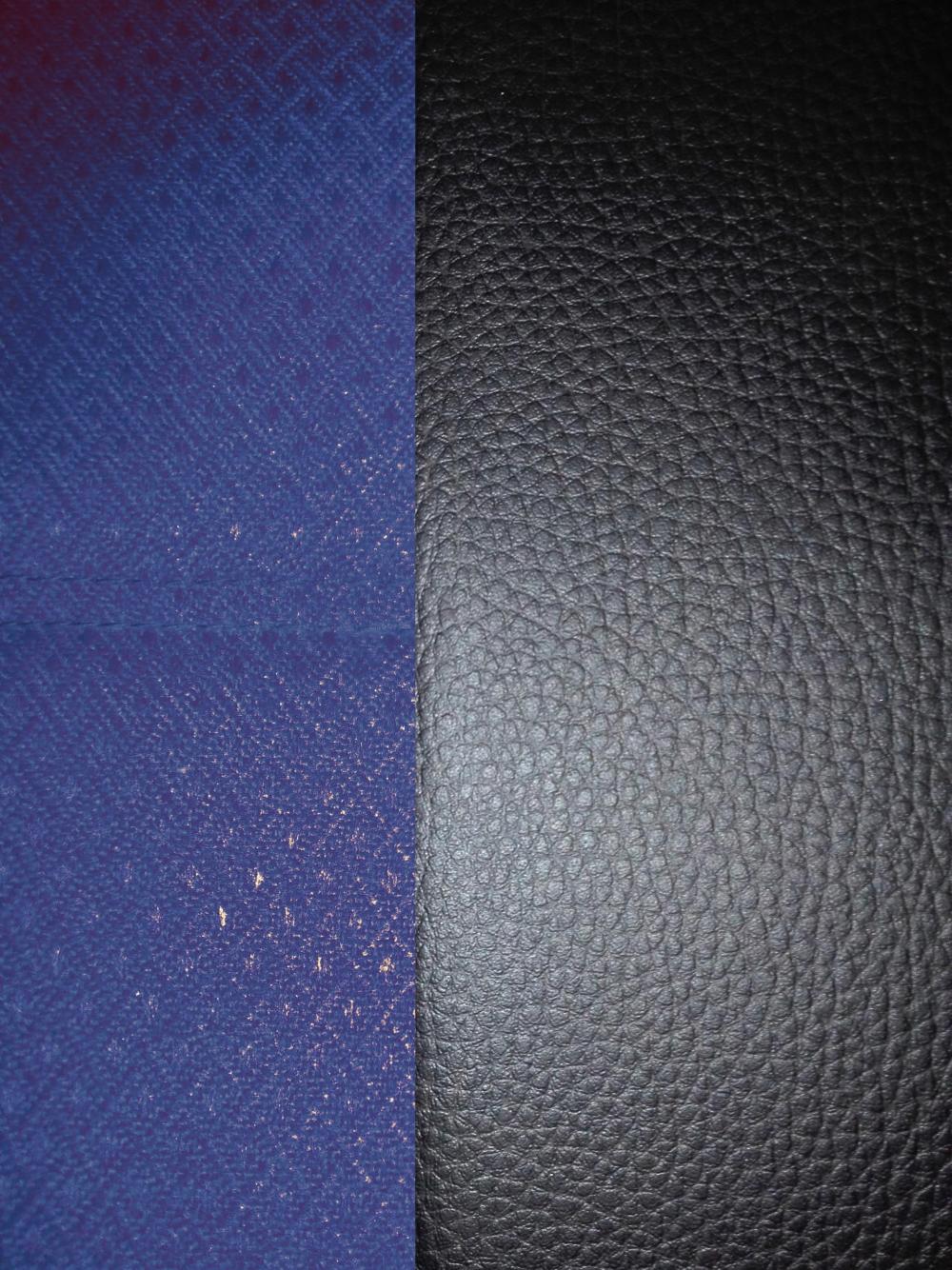 Чехлы на сидения комбинированные  - 5