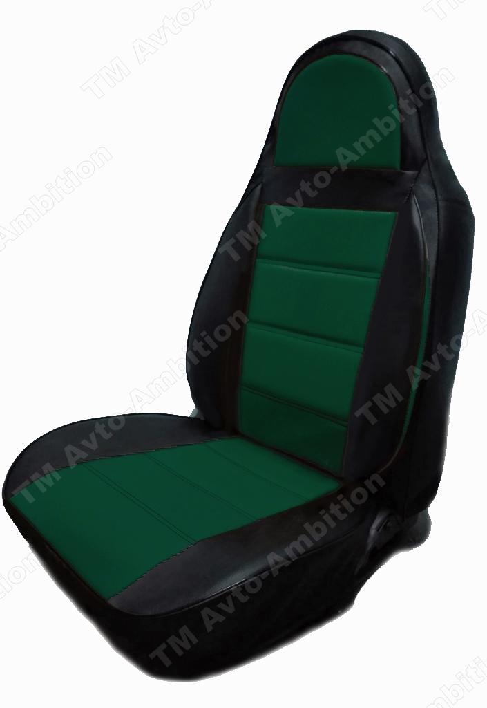 Чехлы на сидения комбинированные  - 7