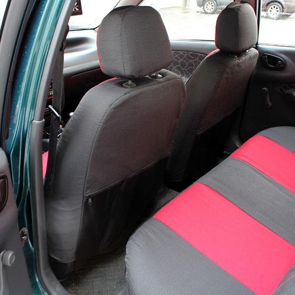 Универсальные чехлы на сидение автоткань Lux - 2