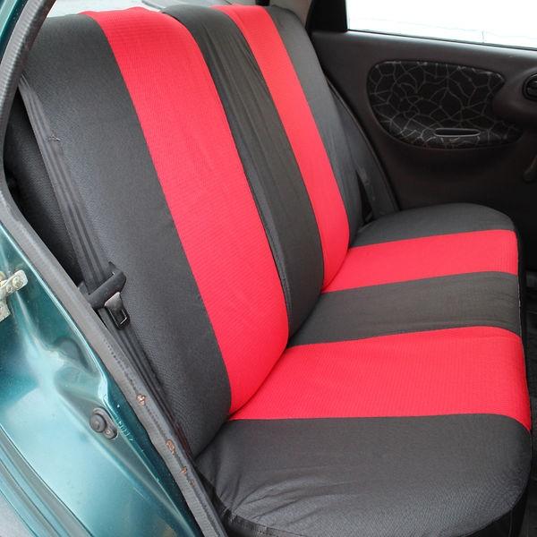 Универсальные чехлы на сидение автоткань Lux - 3