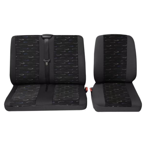 Модельные чехлы для микроавтобусов автоткань - 2