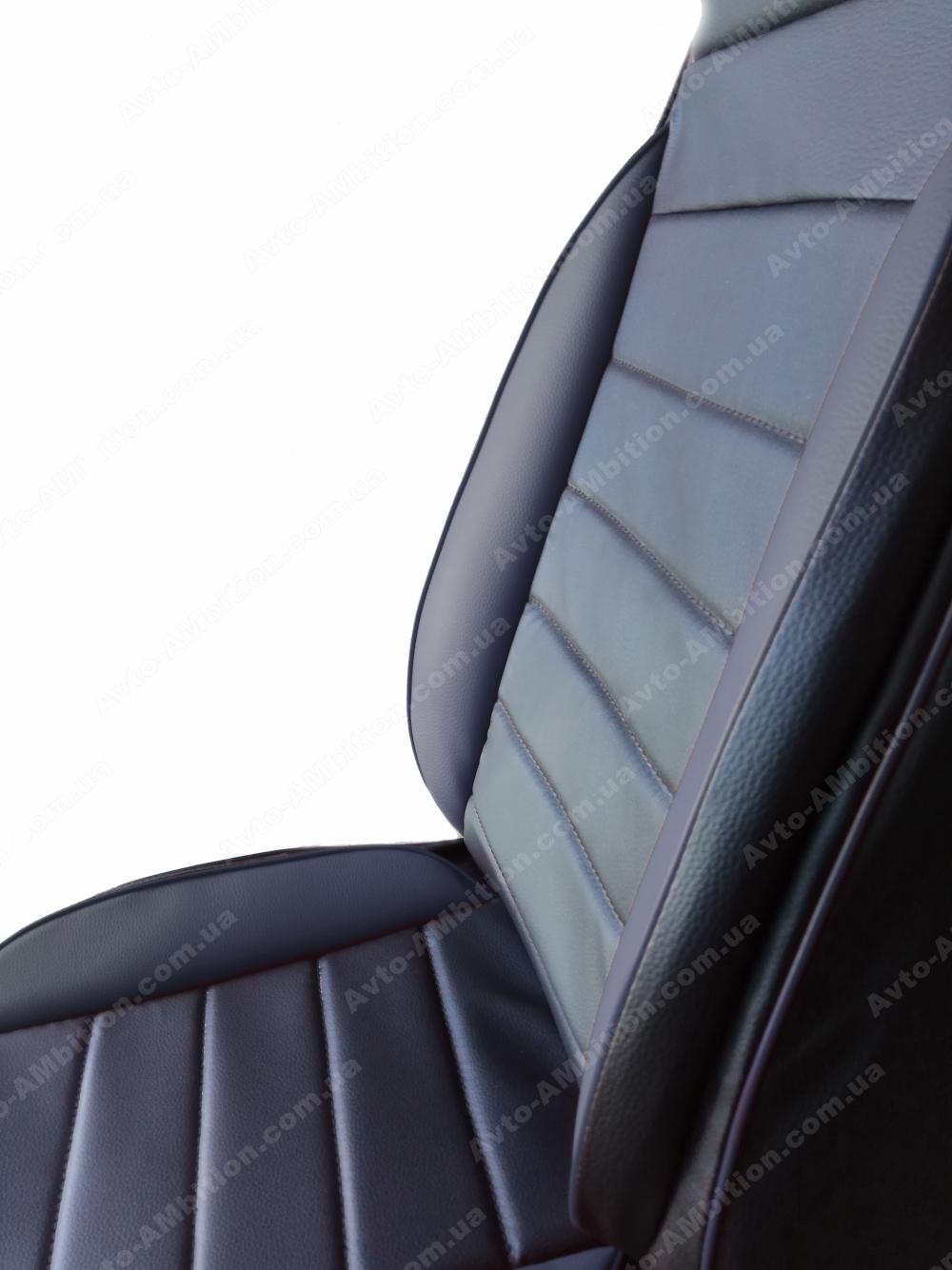 Чехлы на сидения SPORT+ кожзам - 10