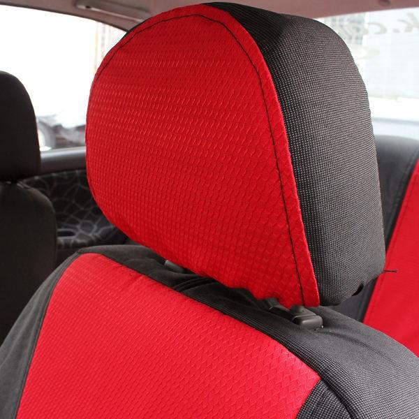 Универсальные чехлы на сидение автоткань Lux - 5