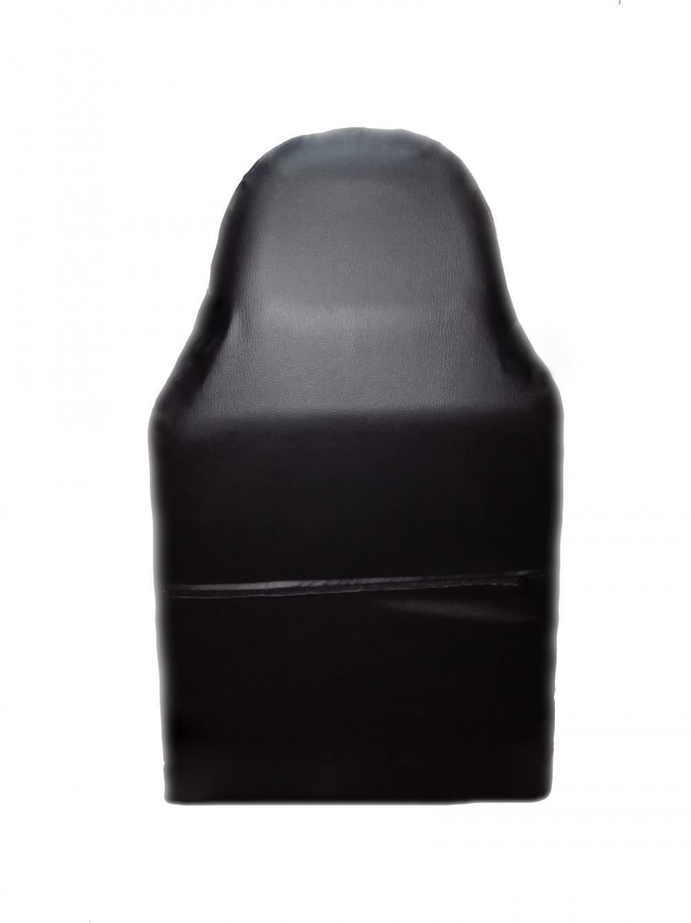 Чехлы на сидения Pilot Lux кожвинил синий - 3