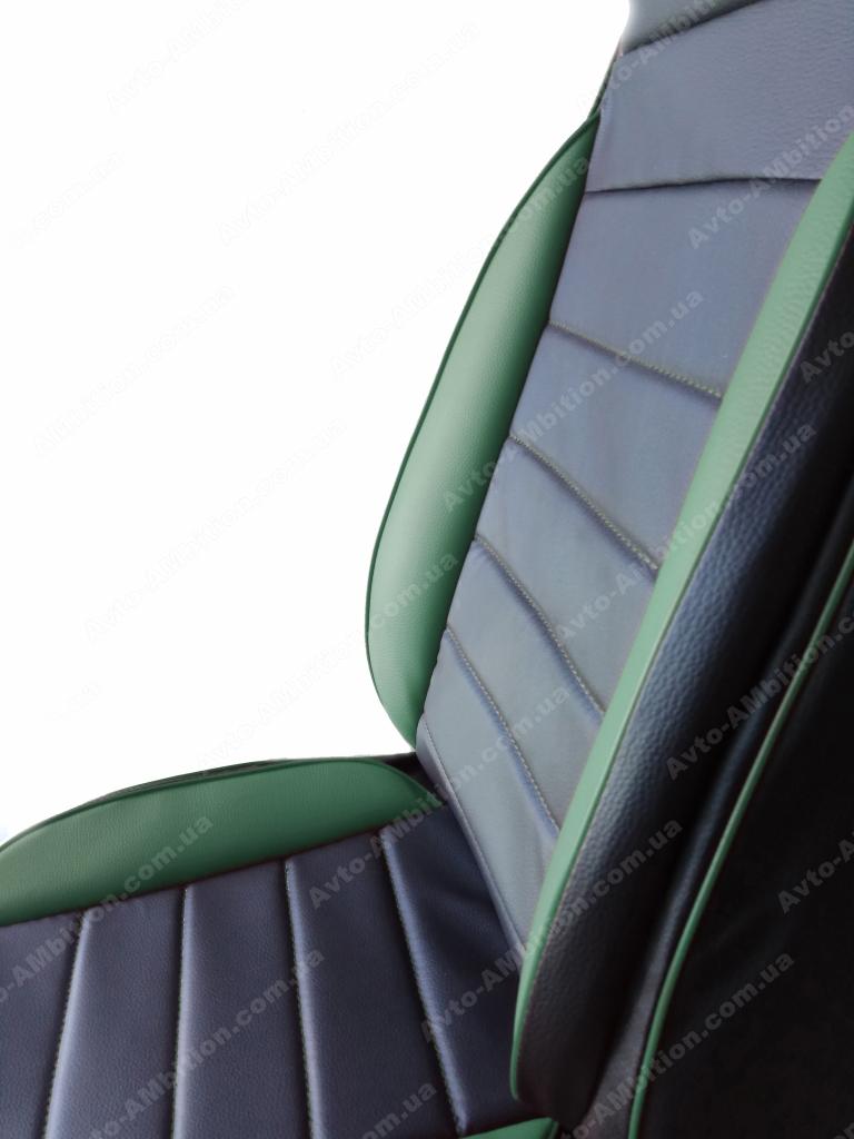 Чехлы на сидения SPORT+ кожзам - 12