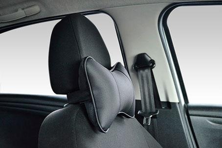 Подушки в авто из экокожи - 8