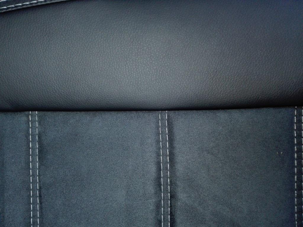 Модельные чехлы на сидения из экокожи  - 11