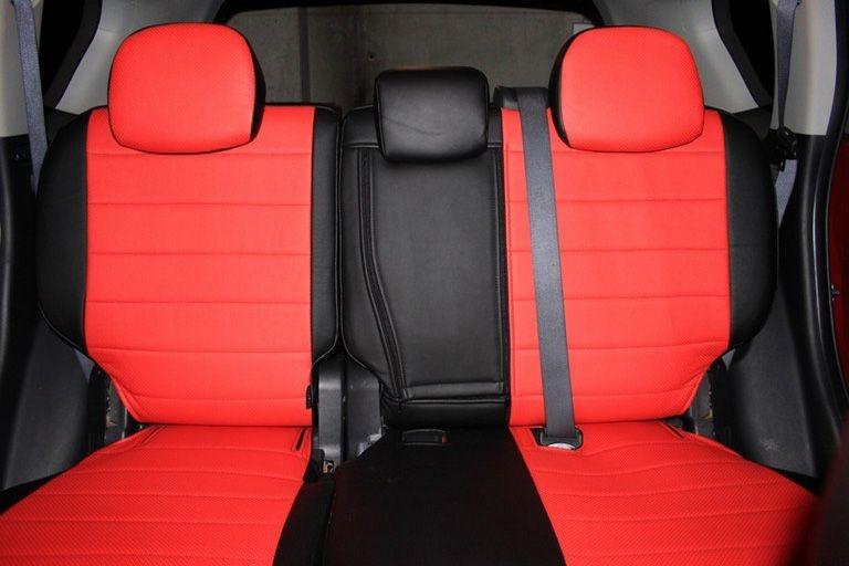 Модельные чехлы на сидения из экокожи Аригон - 12